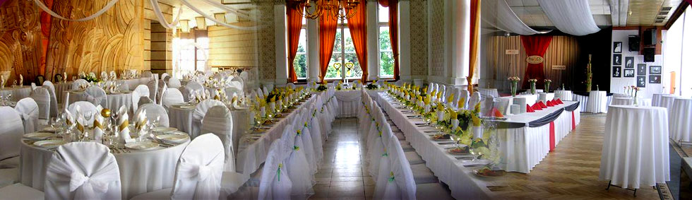 Darina Zlatošová - slávnostné dekorácie, služby koordinátora a catering